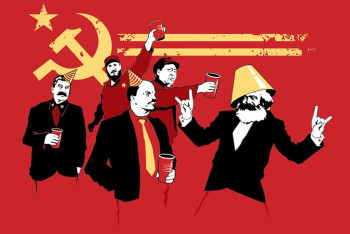 lenin party hard