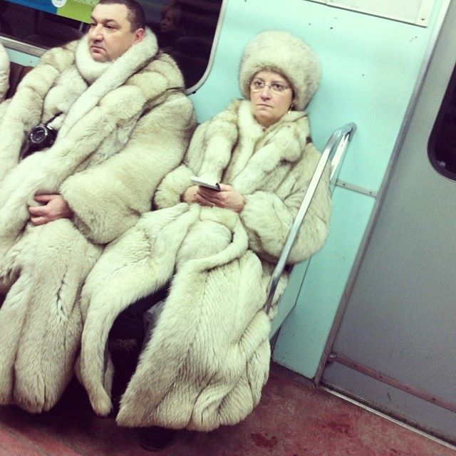 russian fashion
