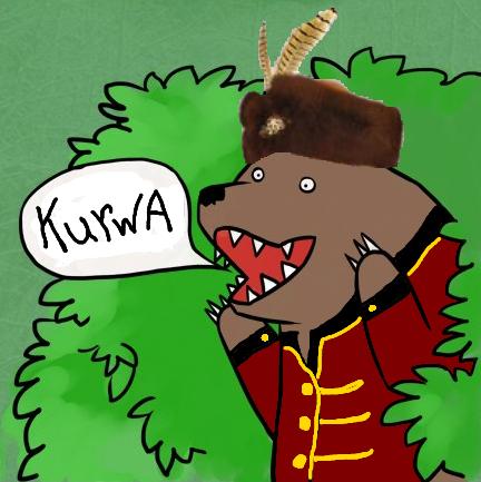 poland speeks russian meme