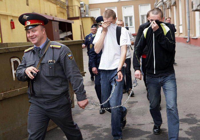 fun pix russian police