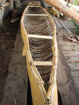 how to make canoe