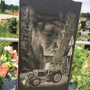 fun Russian cemetery